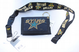 Dallas Stars Lanyard & ID Card Wallet with Keyring